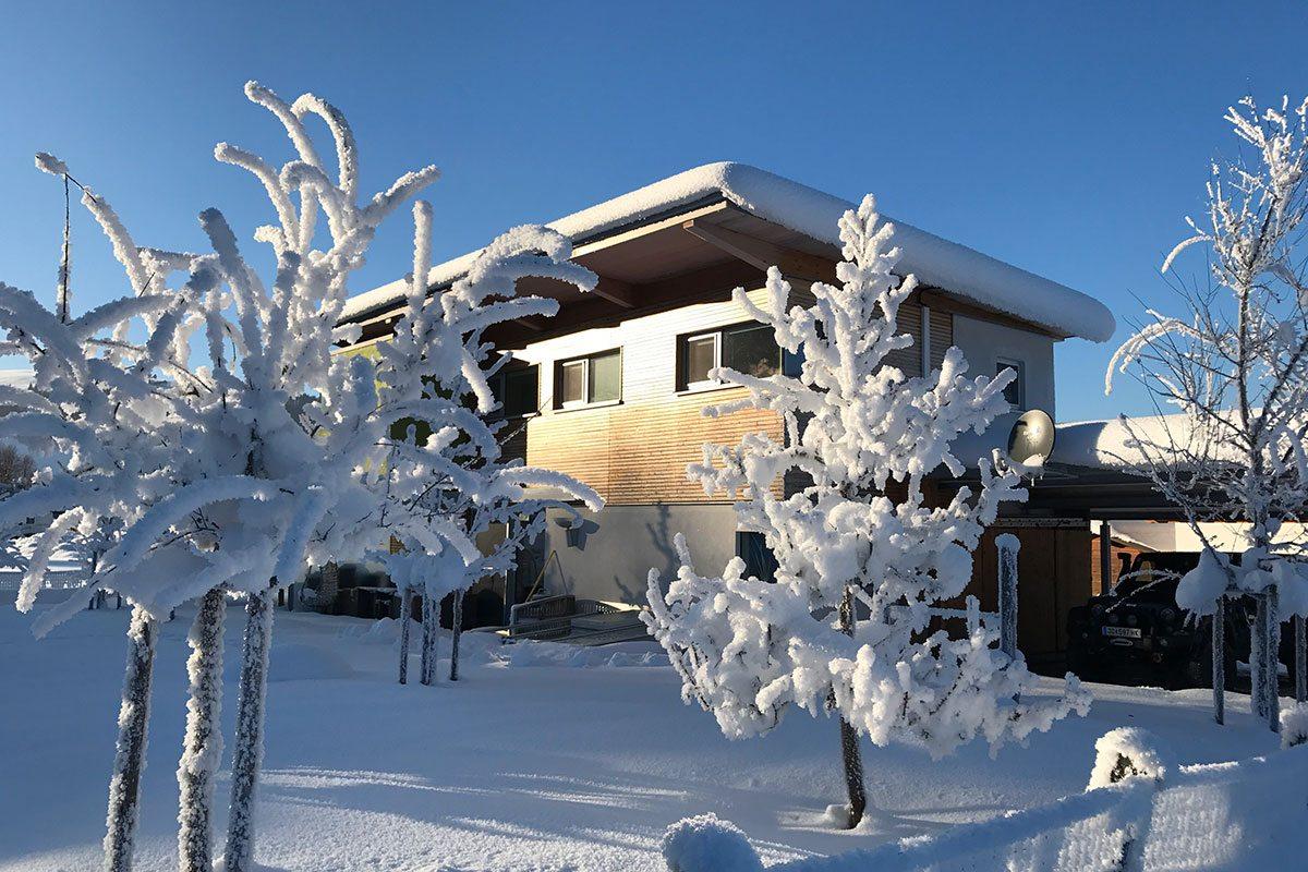 Design Ferienhaus Chalet Altenmarkt-Zauchensee in Ski amadé