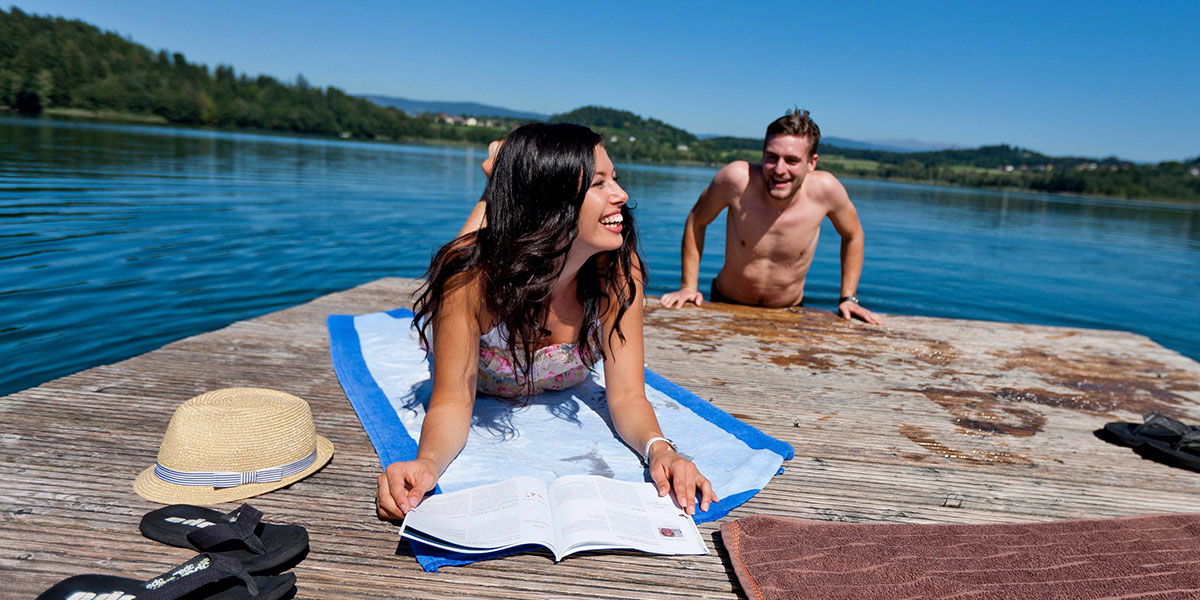 Baden – Sommerurlaub in Mittelkärnten