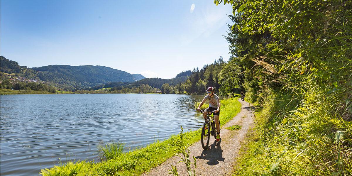 Biken – Sommerurlaub in Mittelkärnten