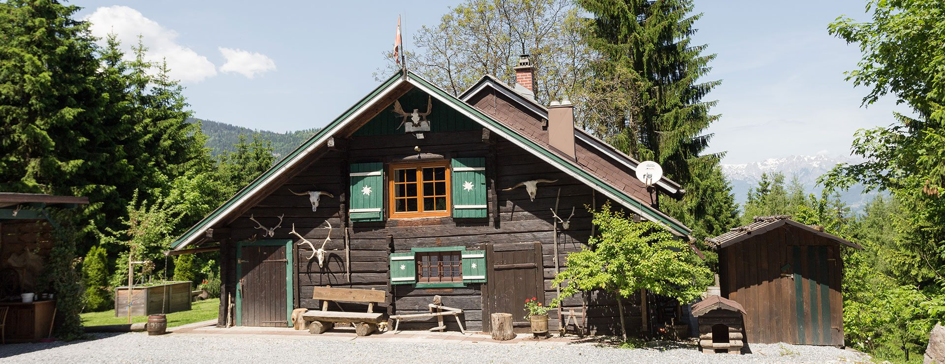 Design Ferienhaus Almhütte XL Ski Amadé, St. Veit im Pongau