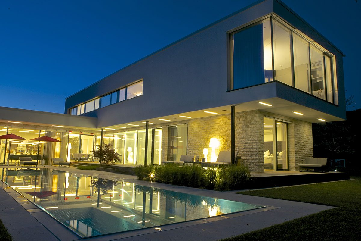 Design Ferienhaus Bauhausvilla Kärnten, Spittal/Millstätter See