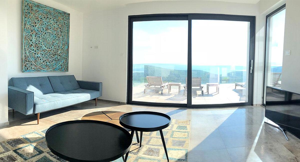 Design Ferienhaus Mountain Villa Kvarnerbucht in Kroatien