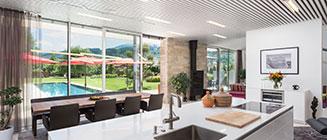 Design Ferienhaus Bauhausvilla Kärnten