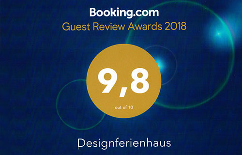 Guest Review Award - Booking.com