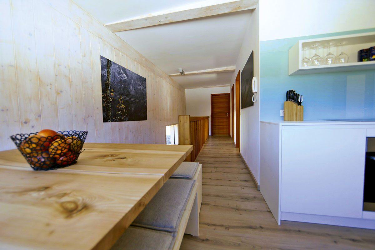 Küche - Design Ferienhaus Chalet Altenmarkt-Zauchensee in Ski amadé