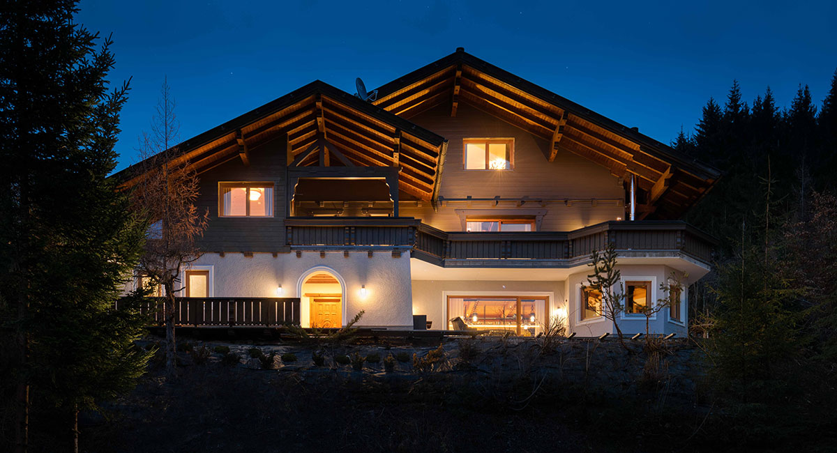 Design Ferienhaus XXL-Chalet Ski-In/Out Wagrain