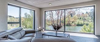 """Design Ferienhaus """"The View"""" Villa Wörthersee Area"""