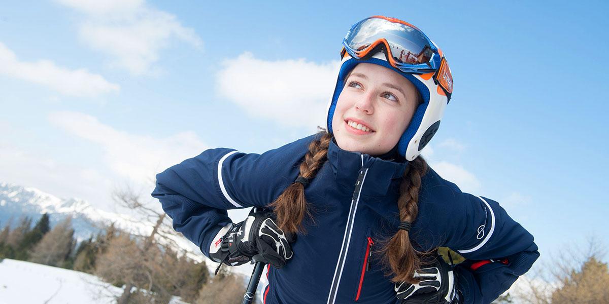 Skifahren im Winterurlaub in Mittelkärnten, Österreich