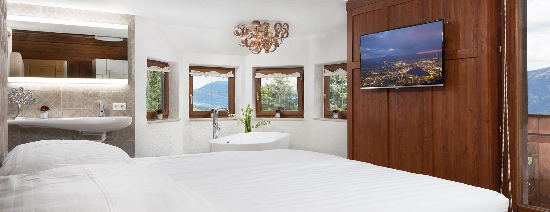 Exklusiver Urlaub im Berg Chalet Millstätter See