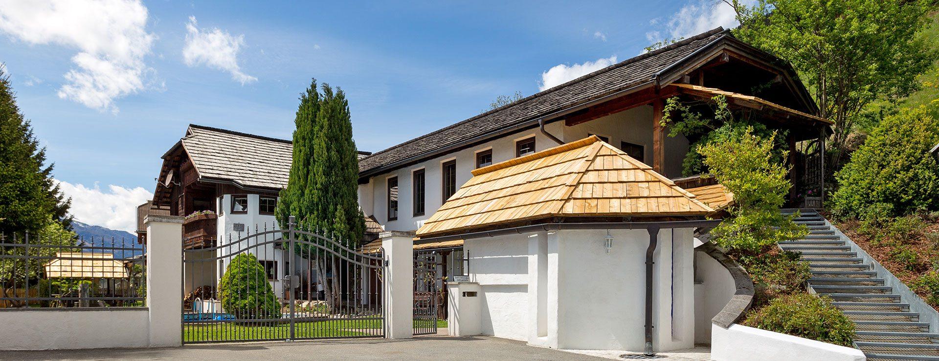 Urlaub im Design Ferienhaus Berg Chalet Millstätter See