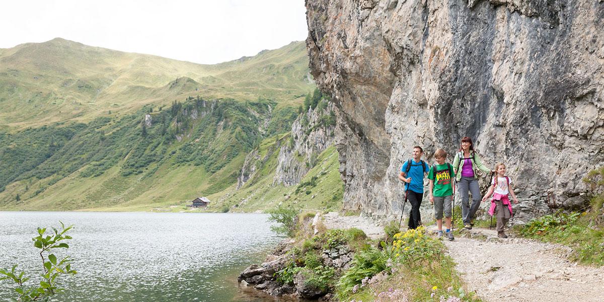 Wanderurlaub in Wagrain, Salzburger Land