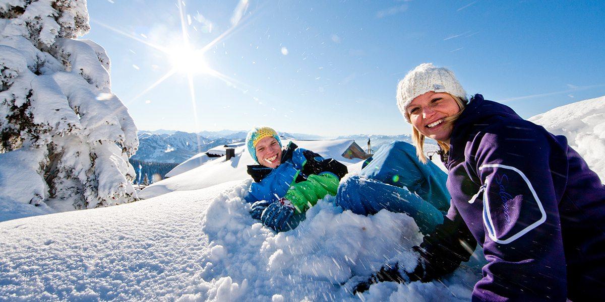 Winterurlaub in der Salzburger Sportwelt