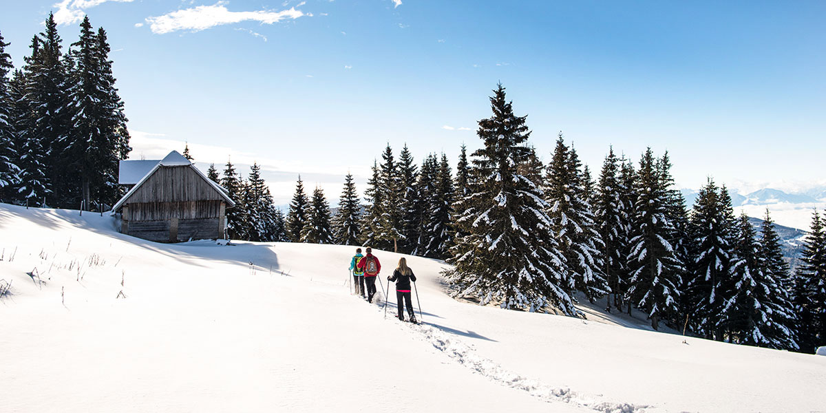 Winterurlaub in Mittelkärnten
