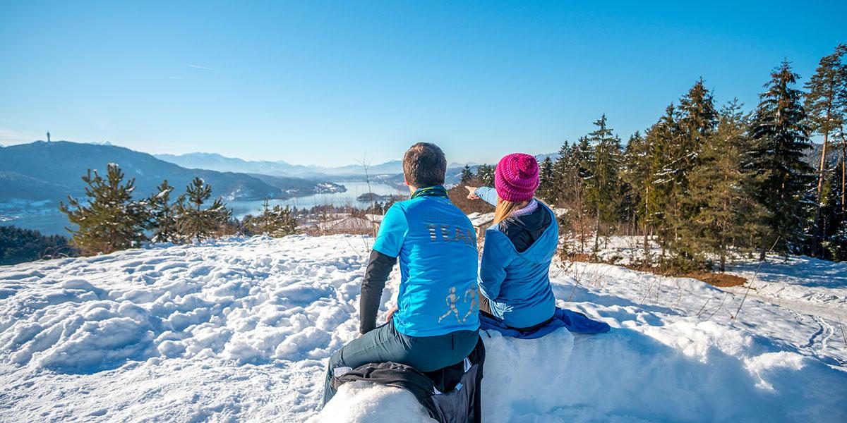 Winterwandern - Region Wörthersee