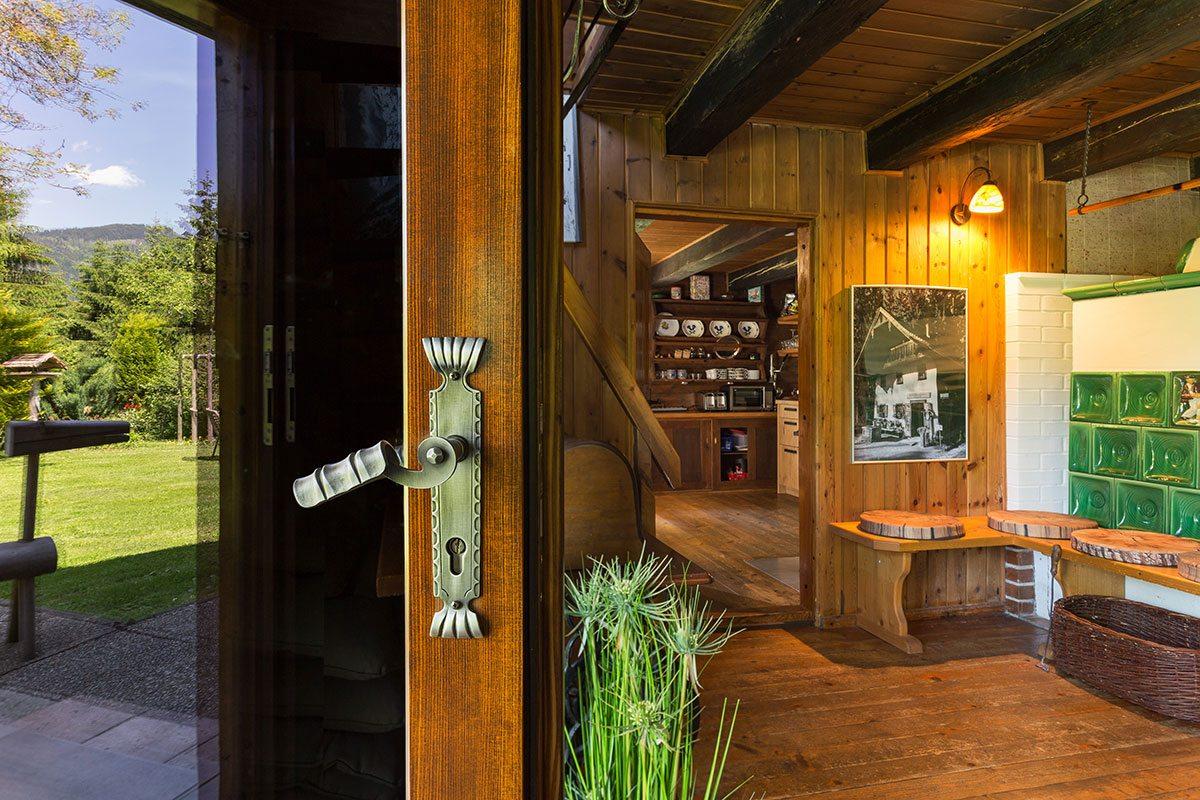 Eingangsbereich - Design Ferienhaus Almhütte XL Ski Amadé, St. Veit im Pongau